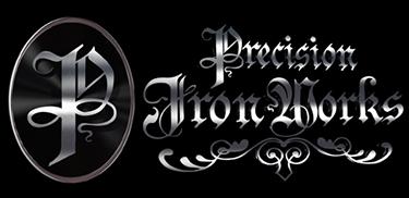 Precision IronWorks Logo